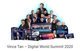 Vince Tan – Digital World Summit 2020