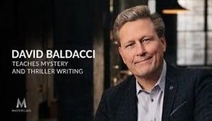 David Baldacci (Masterclass) – Mystery & Thriller Writing
