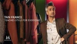 Tan France (MasterClass) – Style for Everyone