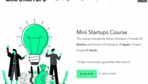 Stefan Djordjevic – Mini Startups Course