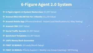 Jason Wardrope – 6-Figure Agent 2 0 & Seller Leads Mastery Course
