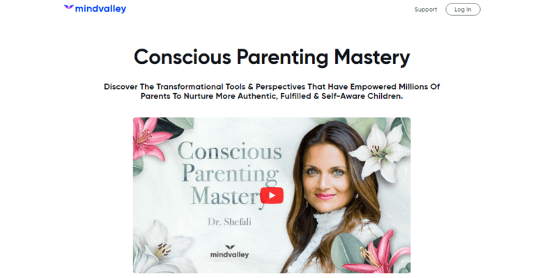 Dr. Shefali (MindValley ) – The Conscious Parenting Mastery