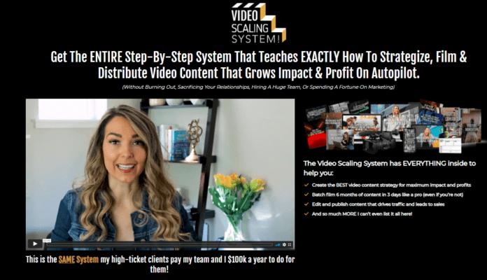 Marley Jaxx – Video Scaling System