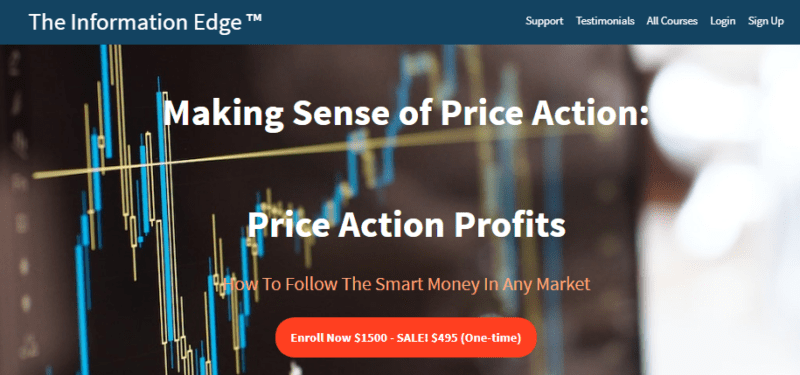 Price Action Profits – How To Follow The Smart Money In Any Market