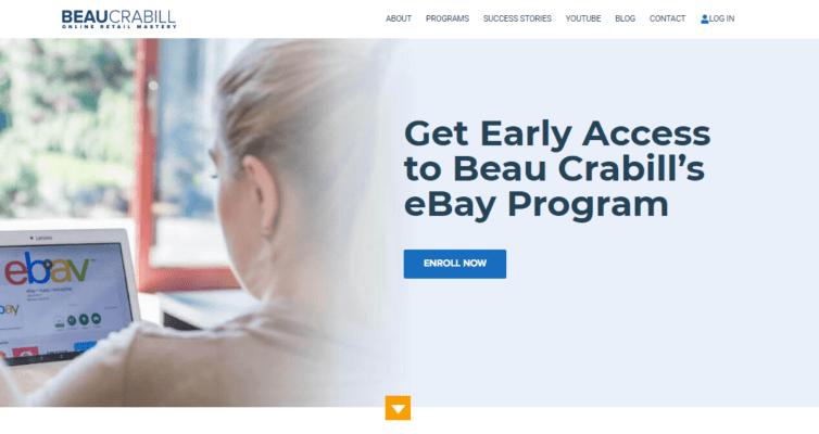 Beau Crabill – Full eBay Course