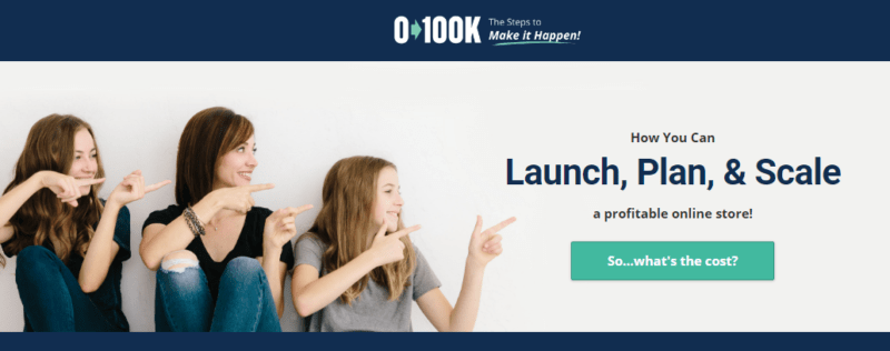 Alison Prince – The 0-100K System