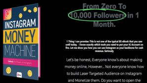 IG Professor – Instagram Money Machine v2.0
