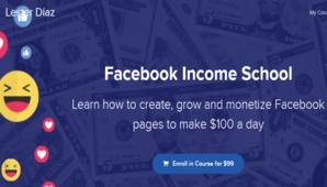 Lester Diaz – Facebook Income School