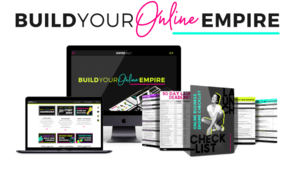 Helen Stephanie (Stef) Joanne – Building Your Empire