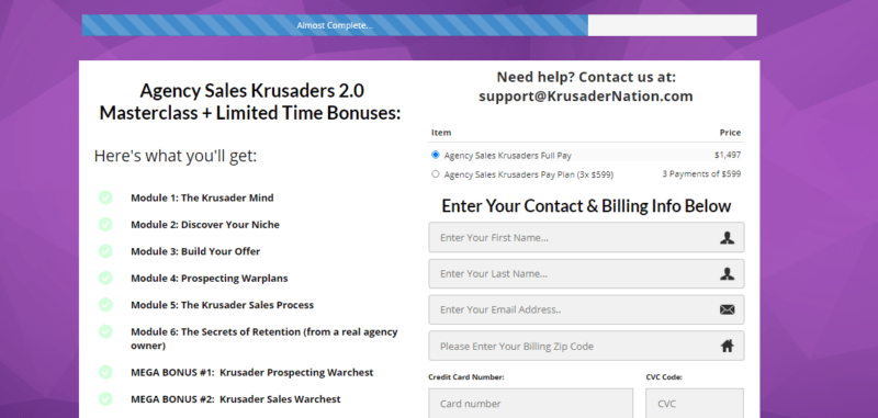 Nik Robbins – Agency Sales Krusaders 2.0