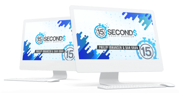 15-Seconds Profit Warrior – Miracle 15-Seconds Traffic Hack Revealed – Launching 12 July 2021