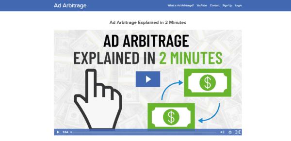 Justin DeMarco – Ad Arbitrage Agency 2020