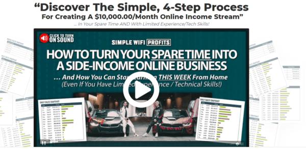 Ricky Mataka & Mike Balmaceda – Simple Wifi Profits Full Course