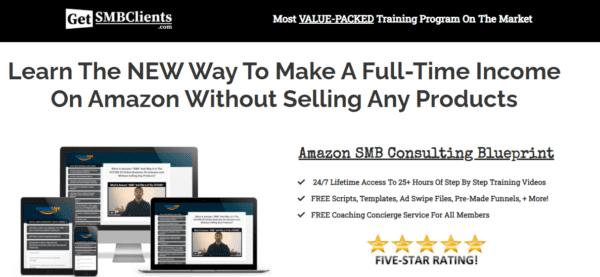 Matt – GetSMB Clients, Amazon SMB Consulting Blueprint