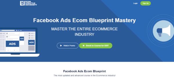 Ricky Hayes – Facebook Ads Ecom Blueprint Mastery