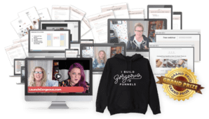 Julie Stoian and Cathy Olson – Funnel Gorgeous Bundle + Offer Cure, Funnel RX (Update-2)