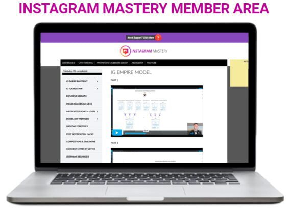 Adrian Morrison – Instagram Mastery Download