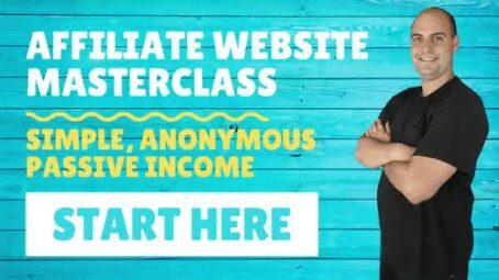 Affiliate Niche Website Masterclass