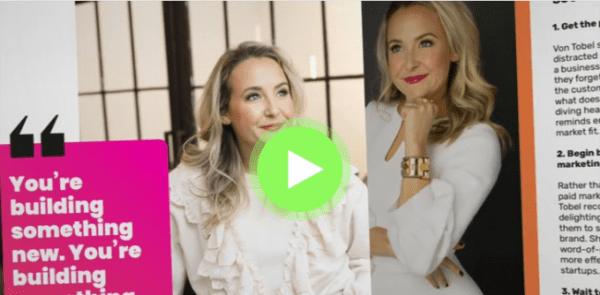 Alexa Von Tobel – Finance For Founders