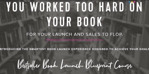 Amber Vilhauer – Bestseller Book Launch Blueprint