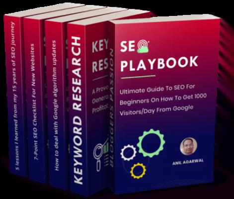 Anil Agarwal – The Seo Playbook Bundle