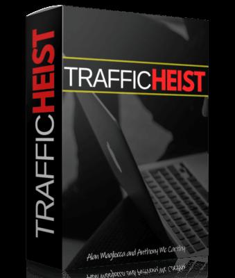 Anthony McCarthy – Traffic Heist + OTOs