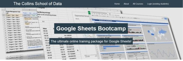 Ben Collins – Google Sheets Bootcamp Download