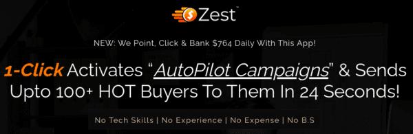 Billy Darr – Zest – AutoPilot Campaigns