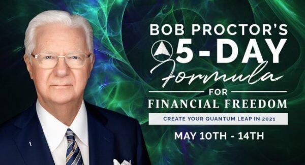 Bob Proctor – Formula for Financial Freedom