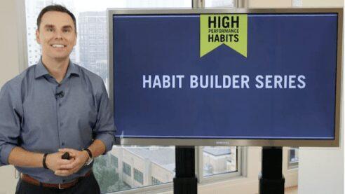 Brendon Burchard – High Performance Habit Builder Series Download