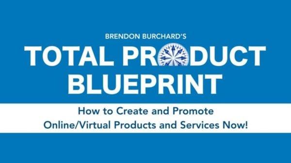 Brendon Burchard – Total Product Blueprint 2021 Update 1