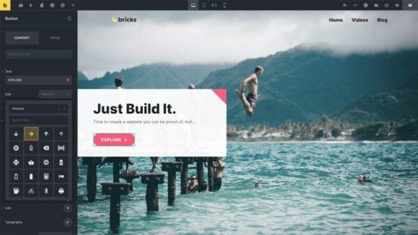 Bricks Builder – Build WordPress Sites That Rank