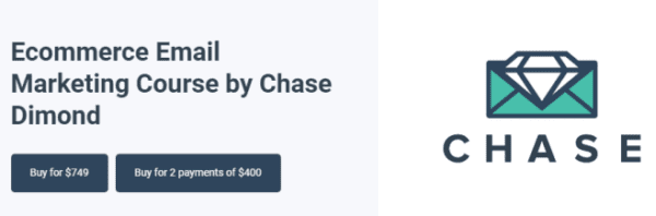 Chase Dimond – Email Marketing Course Download