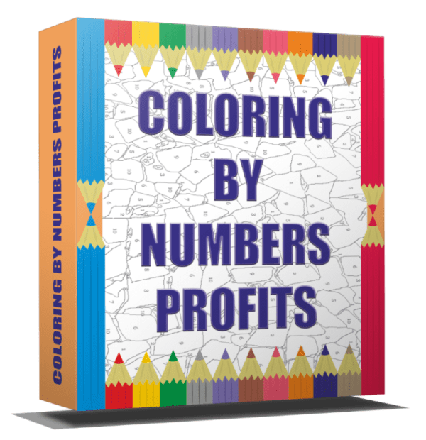 Coloring By Numbers Profit + OTO's
