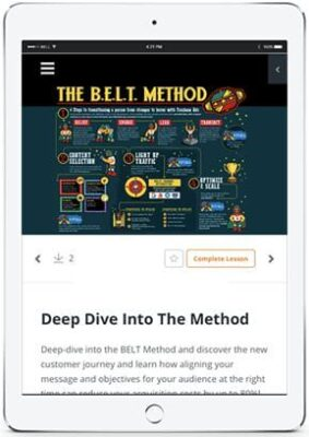Curt Maly – The BELT Method 2020 Download