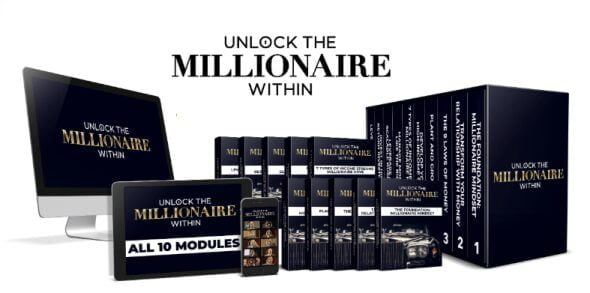 Dan Lok – Unlock the Miliionaire Within Download