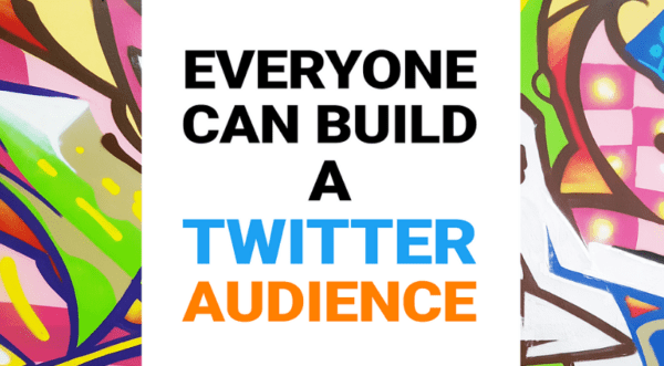 Daniel Vassallo – Everyone Can Build a Twitter Audience