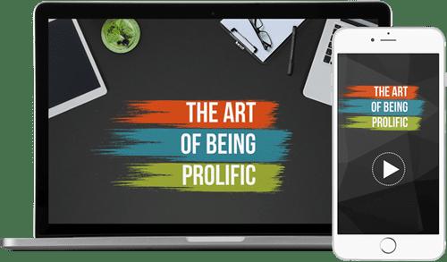 Dave Kaminski – The Art Of Being Prolific