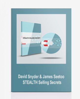 David Snyder & James Seetoo – STEALTH Selling Secrets Download