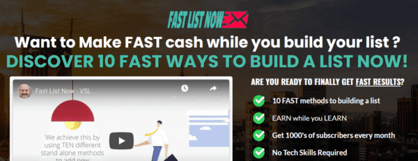 Dawud Islam & Oscar Soto – Fast List Now