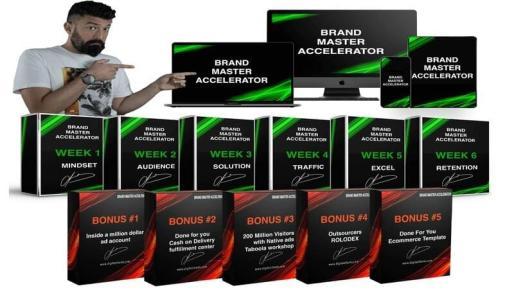 Dimitris Skiadas – Brand Master Accelerator Download
