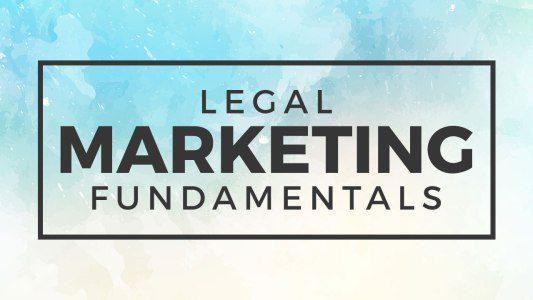 Draye Redfern – Legal Marketing Fundamentals Download
