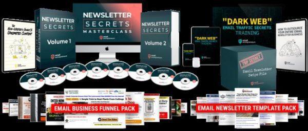 Duston McGroarty – Newsletter Secrets Masterclass Update 1