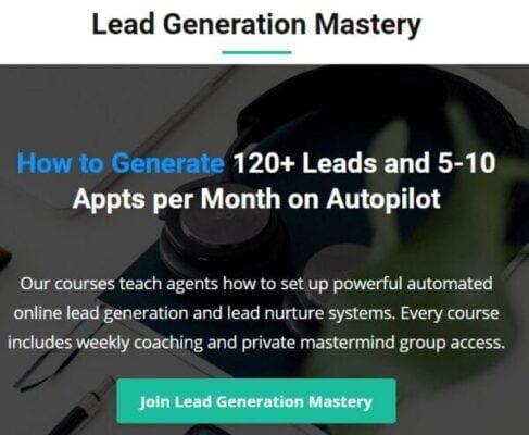 Eric Preston & Yashu Sharma – Lead Generation Mastery