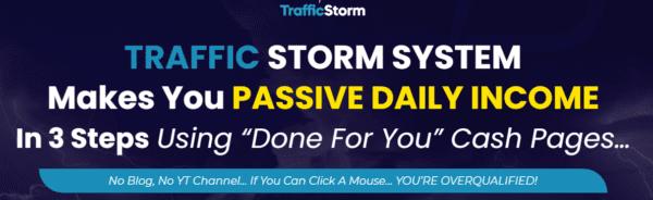 Fergal Downes – Traffic Storm