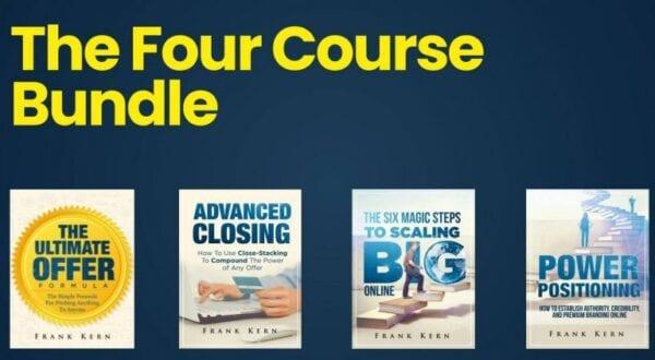 Frank Kern – The Four Courses Bundle