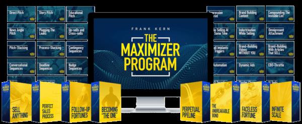 Frank Kern – The Maximizer Program Update 1
