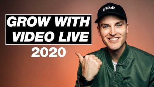 Grow With Video Live 2020