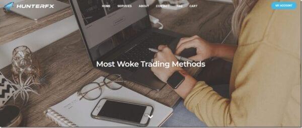 HunterFX – Most Woke Trading Methods