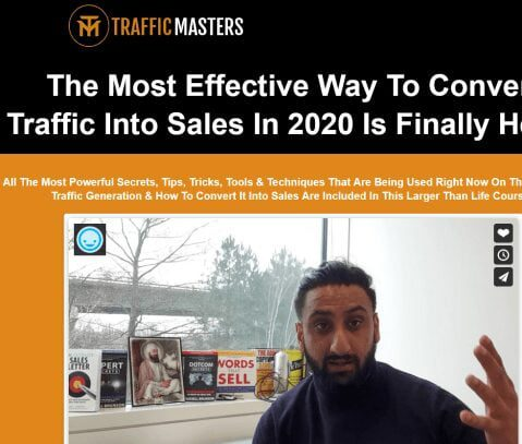 Jasdeep Singh – Traffic Masters Class Download